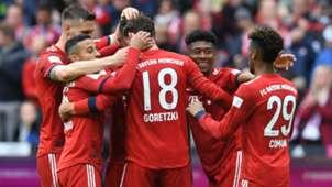 Bayern Munich Hannover Bundesliga 04052019