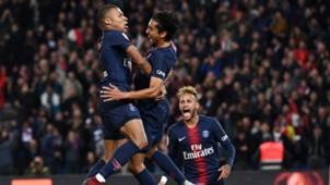 PSG v Olympique Lyon Ligue 1 07102018