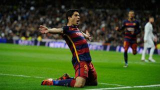 Luis Suárez Barcelona Real Madrid 21112015
