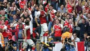 Arsenal vs Chelsea Community Shield 06082017