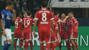 Schalke 04 v Bayern Munchen Bundesliga 19092017