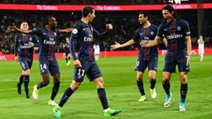 Paris Saint Germain v Guingamp Ligue 1 09042017