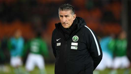 Edgardo Bauza Portugal vs Saudi Arabia International Friendly