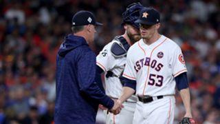 Ken Giles Houston Astros MLB 10292017