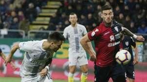 Lautaro Martínez Cagliari v Inter Serie A 01032019