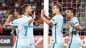 Zenit v Vardar Europa League 14092017