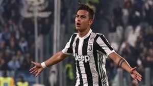 Paulo Dybala Juventus v Spal Serie A 25102017