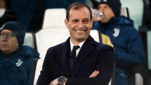 Massimiliano Allegri Juventus Champions League 02132018