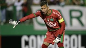 Artur Moraes Chapecoense v Nacional Uruguay Copa Libertadores 18042017