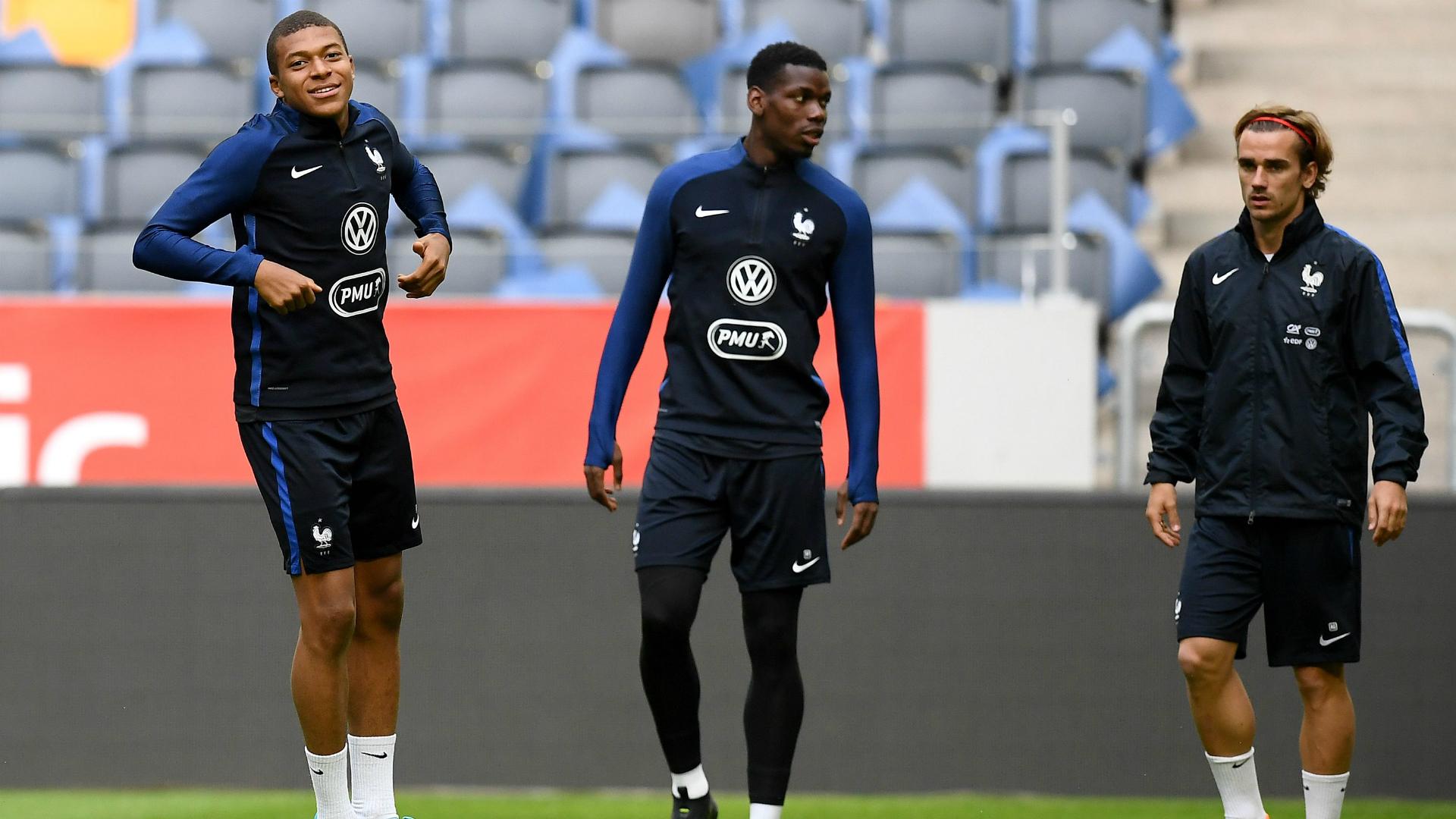 Deschamps anuncia lista final de Francia para Rusia 2018 sin Payet