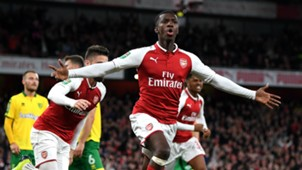 Arsenal Norwich City Copa de La Liga 24102017