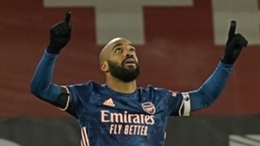 Arsenal striker Alexandre Lacazette is approaching decision time on his future