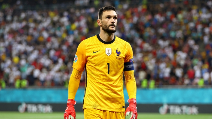 Hugo Lloris wants improvement from France