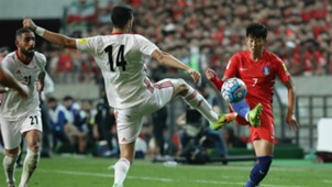 South Korea v Iran World Cup Qualifier 31082017