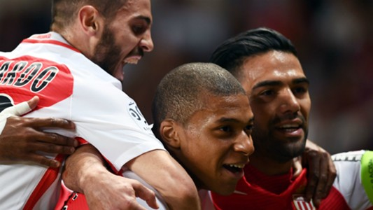 Monaco v Saint-Étienne Ligue 1 France 17052017