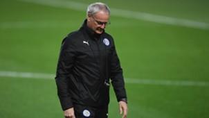 Claudio Ranieri Entrenamiento Leicester Premier League 21022017