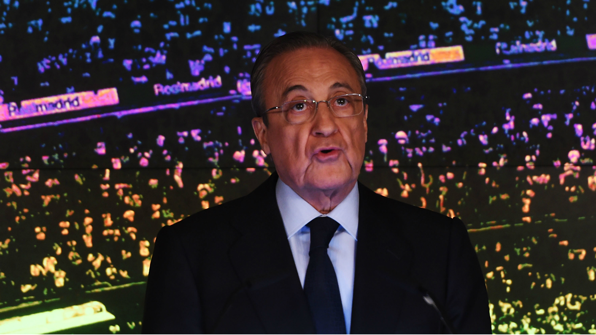 Real Madrid in the NBA? President Florentino Perez has asked for Eastern Conference spot