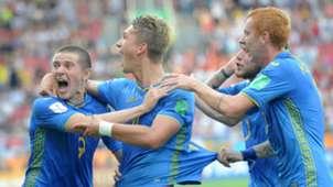 Ucrania Corea del Sur Mundial Sub 20 15062019