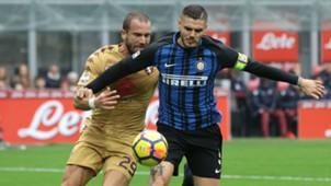 Mauro Icardi Inter v Torino 05112017
