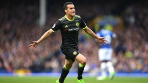 Pedro Rodríguez Chelsea vs Everton Premier League 30042017