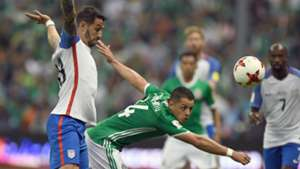 Mexico v United States WC qualifying concacaf 11062017