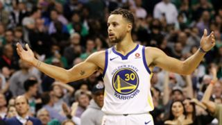 Stephen Curry Golden State Warriors vs Boston Celtics NBA 16112017