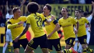 Dortmund v Düsseldorf Bundesliga 11052019