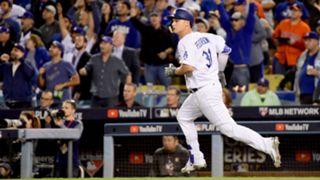 Houston Astros v Los Angeles World Series MLB 31102017