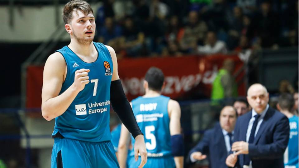 NBA Draft 2018 rumors: Clippers looking to trade up, possibly targeting Luka Doncic