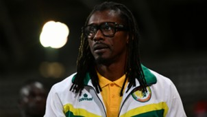 Aliou Cisse Ivory Coast v Senegal International Friendly 27032017