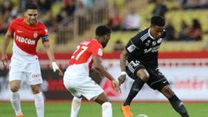 Monaco v Amiens Ligue 1 28042018
