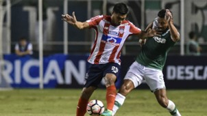 Teófilo Gutiérrez Junior vs Cali Copa Sudamericana 13072017