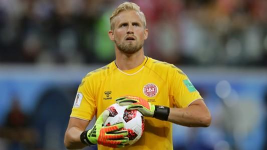Kasper Schmeichel Dinamarca Mundial 17072018