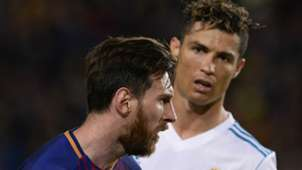 Barcelona v Real Madrid La Liga 06052018