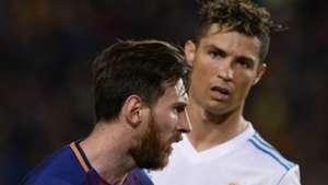 Barcelona v Real Madrid La Liga 06052018
