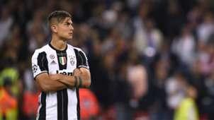 Paulo Dybala Juventus vs Real Madrid Champions League 03062017