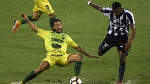 Ciro Rius Botafogo v Defensa y Justicia Copa Sudamericana 02062019