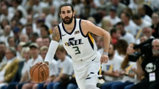 Ricky Rubio Utah Jazz vs Houston Rockets NBA 22042019