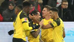 Mainz Borussia Dortmund Bundesliga 24112018