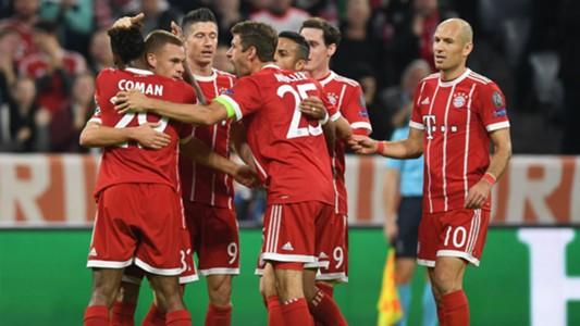 Bayern Muenchen v Celtic FC UEFA Champions League 18102017
