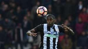 Duvan Zapata Torino v Udinese Serie A 02042017