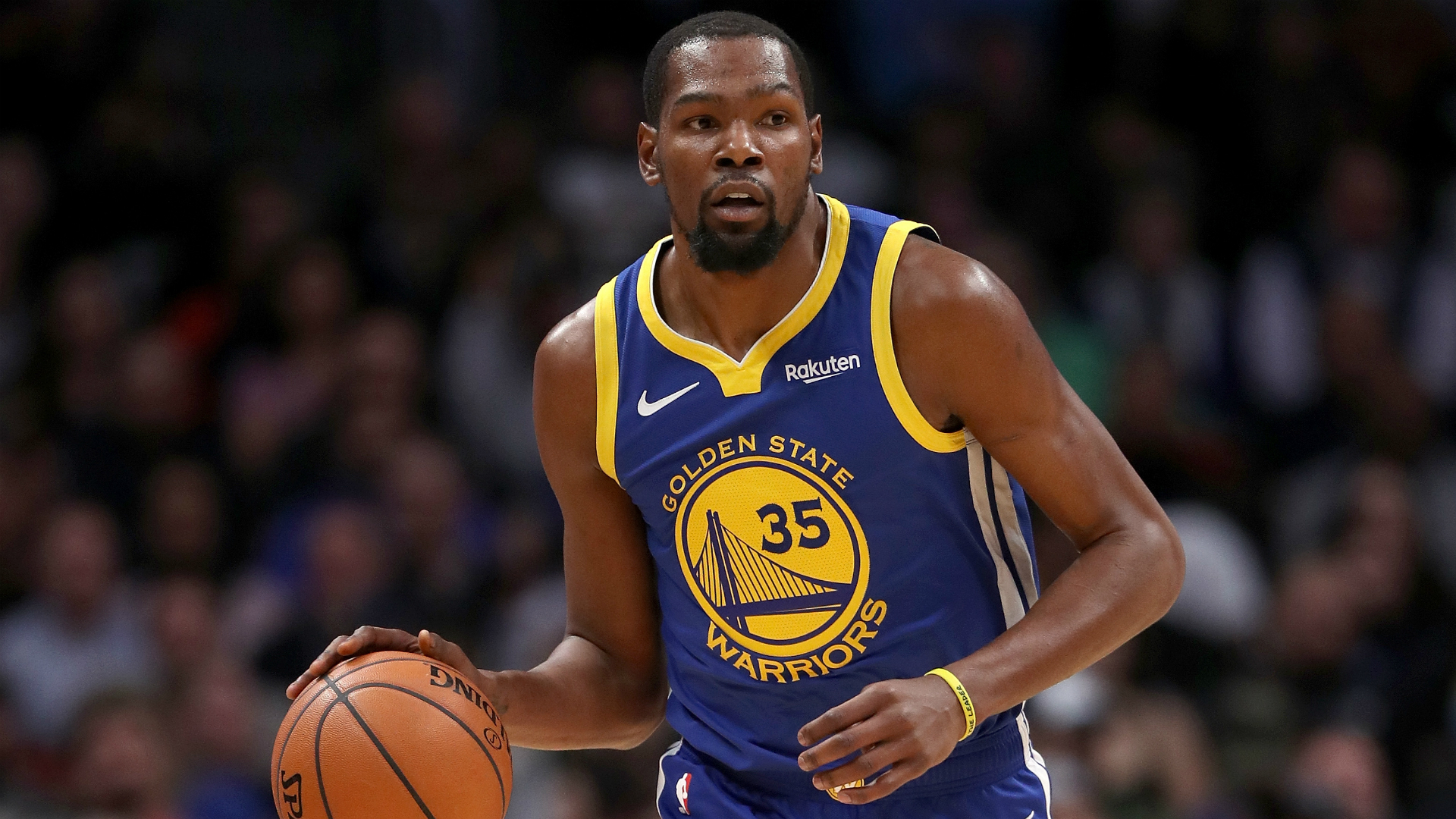 9e778130c02 Kevin Durant on playing with Warriors   I sacrificed a lot of s— to be here