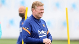 Koeman was pleased with what he saw on Saturday