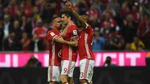 Bayern Muenchen v Borussia Dortmund Bundesliga 08042017