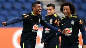 Brazil training session 08112017