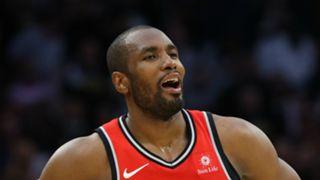 Serge Ibaka Toronto Raptors v Cleveland Cavaliers Game Three 05052018