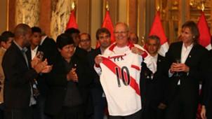 Ricardo Gareca Perú 17112017