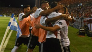 River Plate v Boca Juniors Torneo de Verano 21012018
