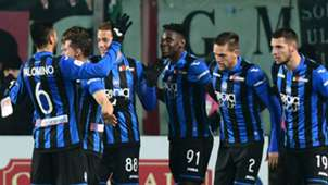 Atalanta vs Juventus Coppa Italia 01302019