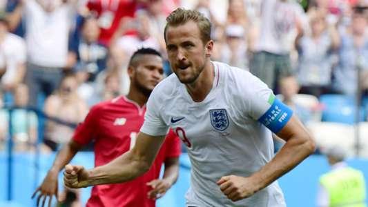 Harry Kane England vs Panama Russia 2018 World Cup 06242018